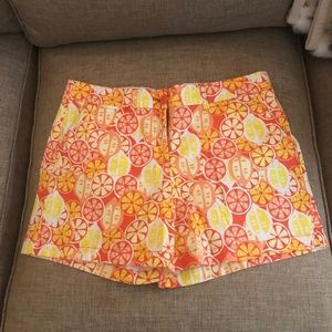 Crown and Ivy Citris Shorts